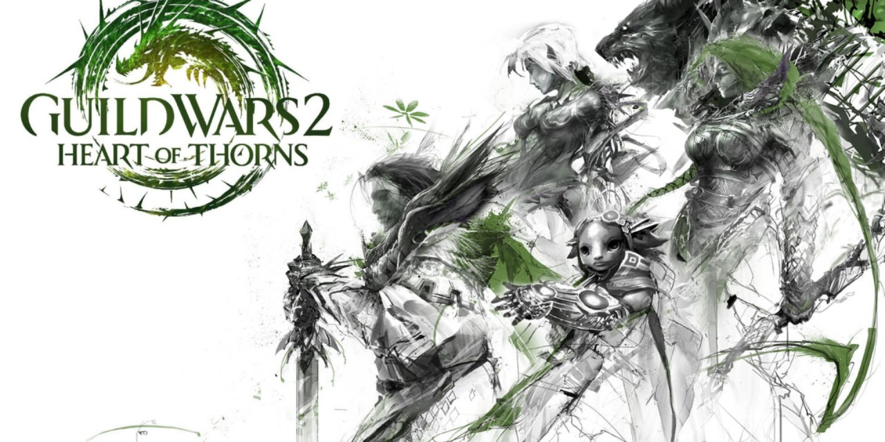 Axis teases Guild Wars 2: Heart of Thorns