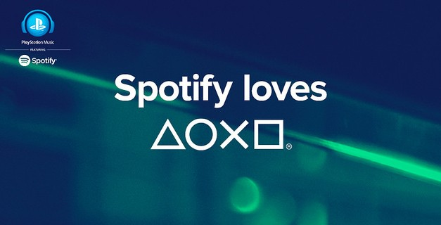 Spotify coming to Playstation