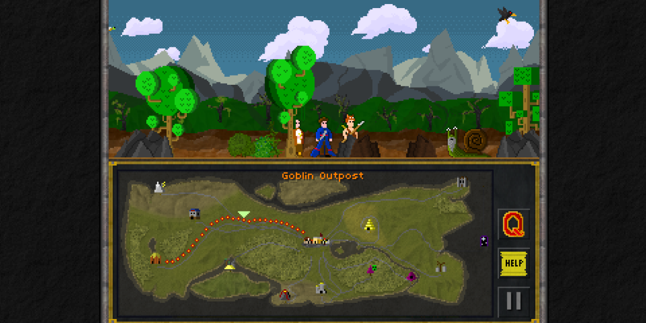 Pixel Heroes: Byte & Magic comes to iOS and Android