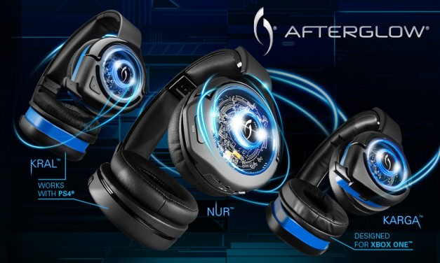 The Afterglow PS4 Bluetooth Communicator