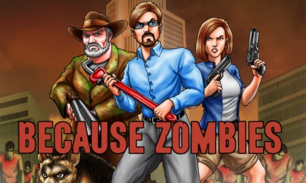 Because Zombies Launches On IOS Today