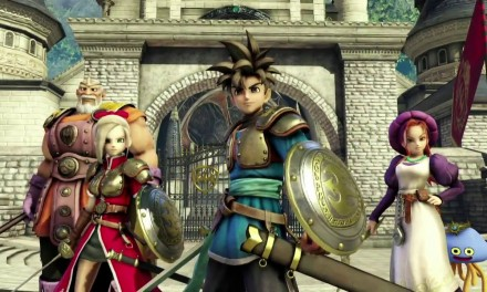 Dragon Quest Heroes announced for EU and US
