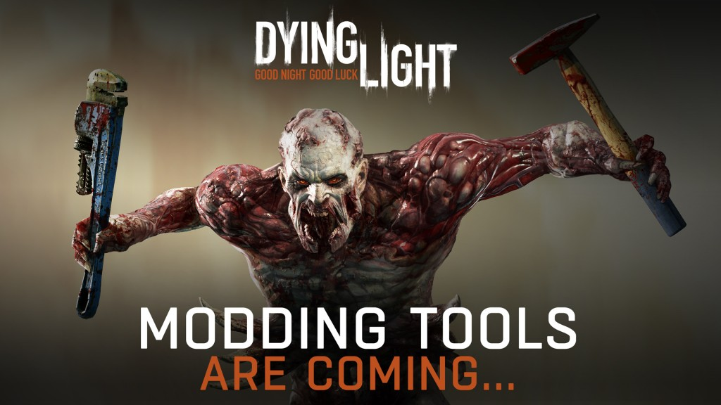 Dying Light Modding Tools