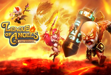 League of Angels Fire Raiders coming to iOS and Android