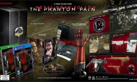 Release date MGS V Phantom Pain