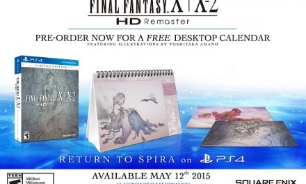 Final Fantasy X/X2 Release dates for PS4