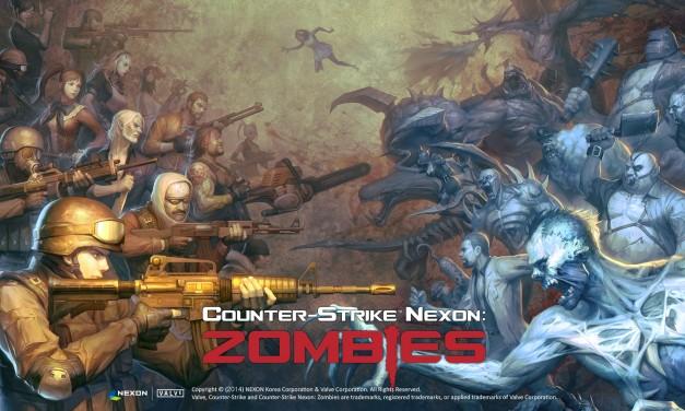 Counter-Strike Nexon: Zombies Prepares For War