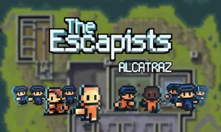 Alcatraz DLC prison now available for The Escapists