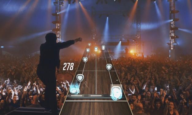 Guitar Hero Live is coming