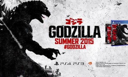 Godzilla is coming to PS3 and 4