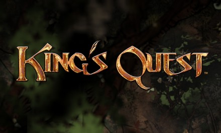 Kings Quest The vision