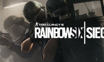 Rainbow Six Siege Inside Rainbow trailer