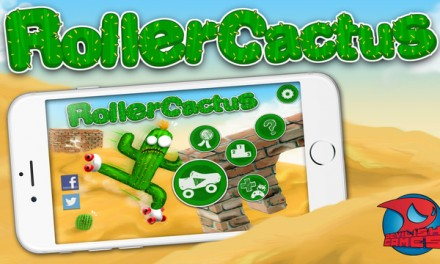 DevilishGames launches Roller Cactus