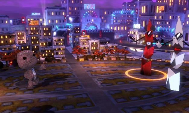 Sackboy arrives on Costume Quest 2
