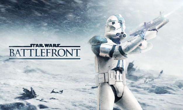 Star Wars Battlefront coming November 17