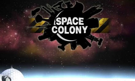Space Colony: Steam Edition is out