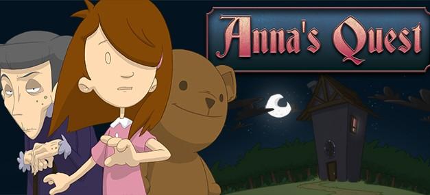 Annas Quest: Video Interview