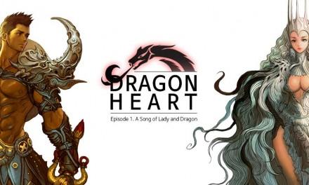 DragonHeart block puzzle RPG