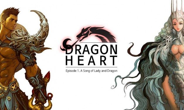 DragonHeart block puzzle RPG