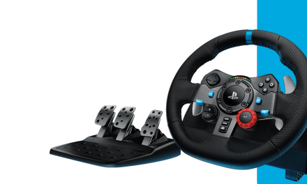 Logitech G Driving Force Racing Wheels hits PS4