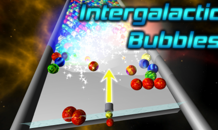 Intergalactic Bubbles Launches on Steam and Mobile