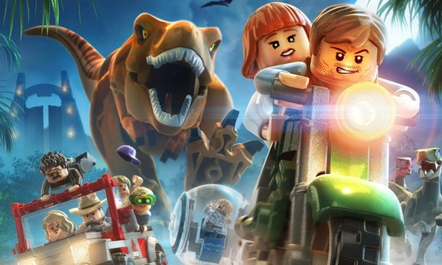 LEGO Jurassic World Trailer Offers VIP Tour of Park