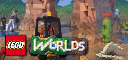 Lego Worlds goes after Minecraft
