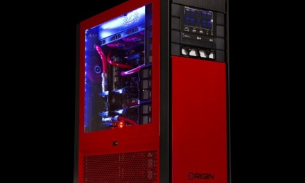 The Future of Gaming Is Here with ORIGIN PC