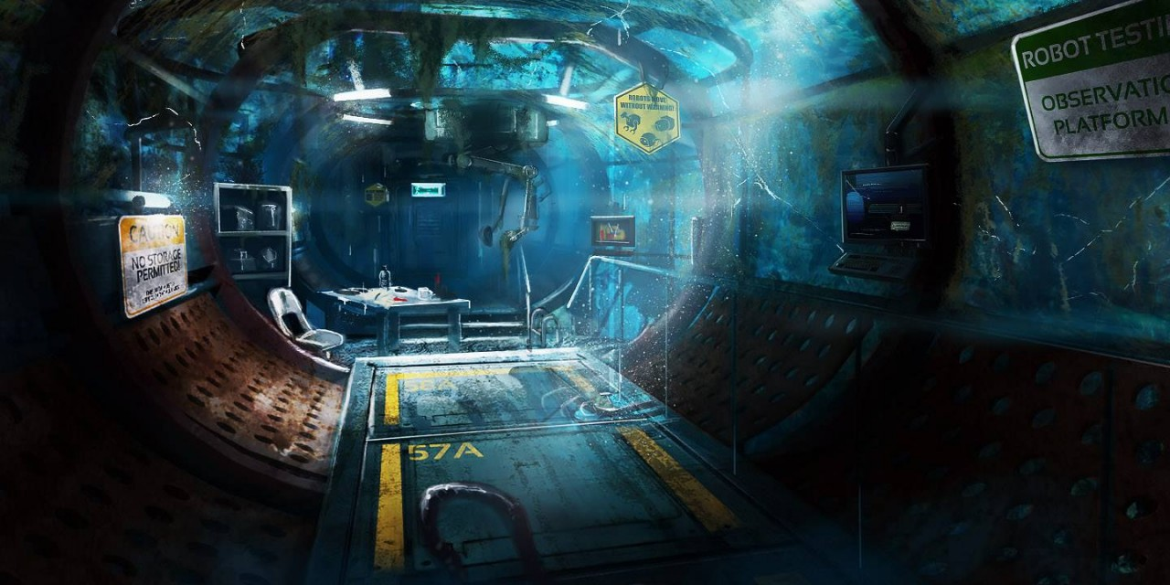 SOMA gameplay trailer