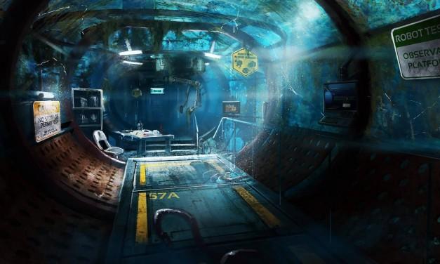 SOMA gameplay trailer