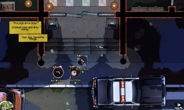 The Masterplan launches on Steam