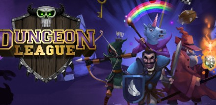 Dungeon League out now in Early Access