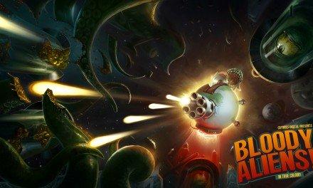 Bloody Aliens free version on iOS