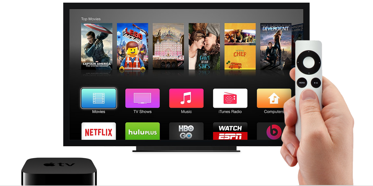 New AppleTV will put its focus on games