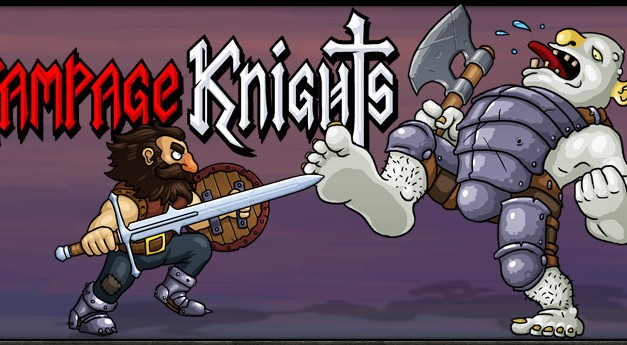 Rampage Knights – cooperative beat em up
