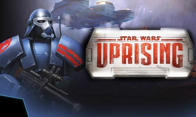 Star Wars: Uprising launched