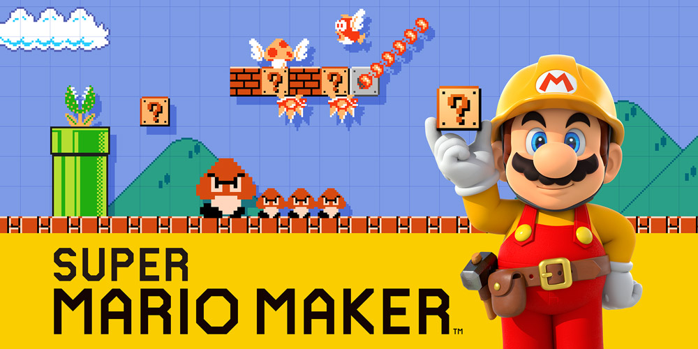Create Super Mario Bros Levels and Share them