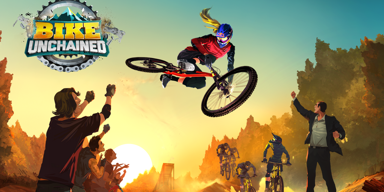 Bike Unchained brings Mountain Biking to iOS and Android
