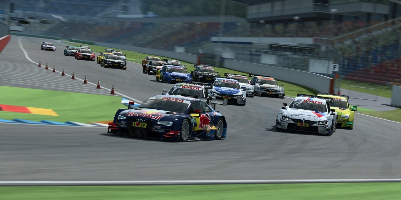 DTM Experience 2015 launches