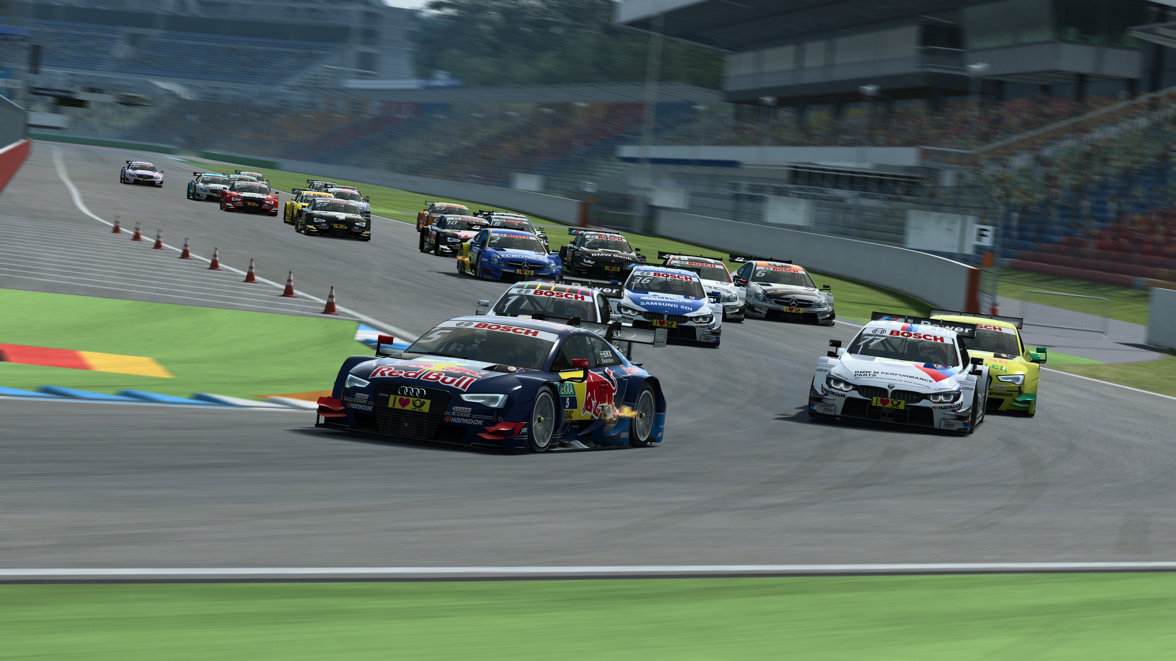 dtm experience 2015 launches gameconnect