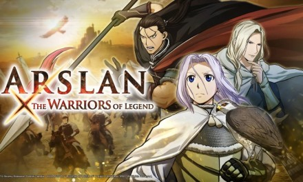 Arslan the Warriors of Legend details and date