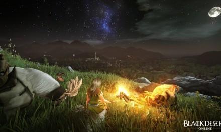 New Black Desert Online content trailer