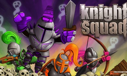 Knight Squad Blasts out of Early Access
