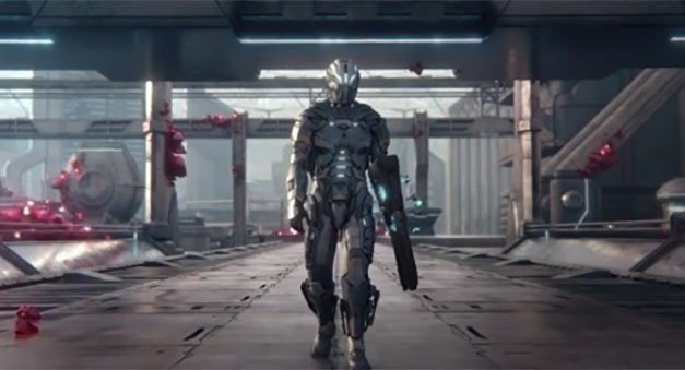Matterfall a new game from Housemarque