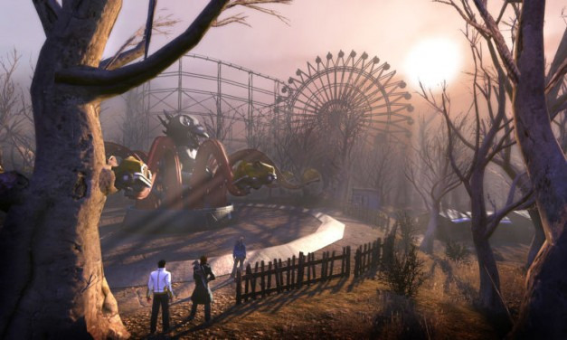 The Park from Funcom now available