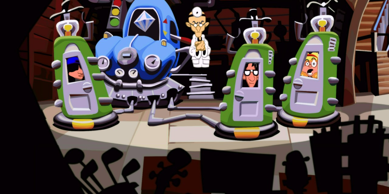 Day of the Tentacle Remastered coming to PS4 in 2016!