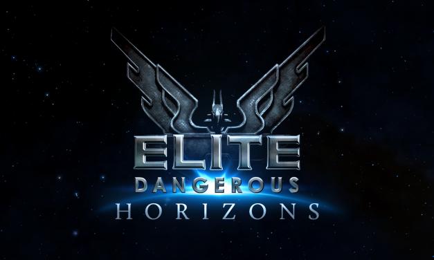 Elite Dangerous: Horizons touches down