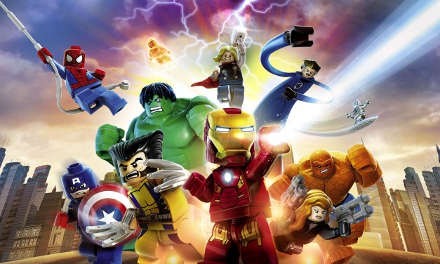 LEGO Marvel Avengers Open World Trailer