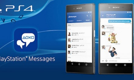 PlayStation Messages launched