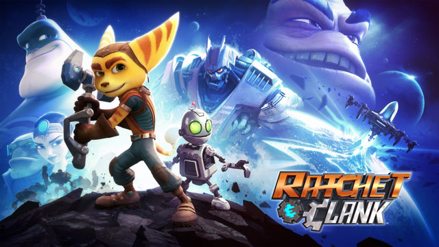 Ratchet & Clank Remake and Movie in April 2016